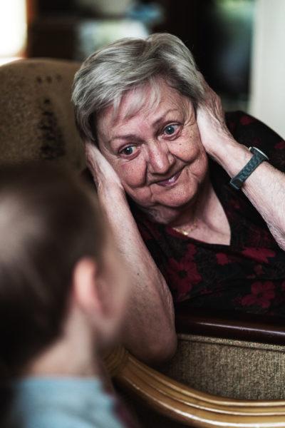 tekoälyn eettinen käyttö ikääntyminen kotihoito aging population
